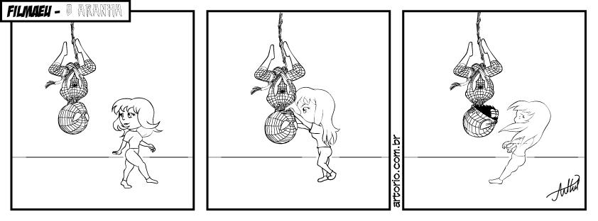 o-aranha